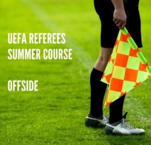 UEFA Referees Summer Course – Offside